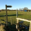 Sign Post and Stile